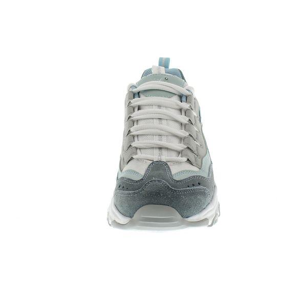 SKECHERS Damen - D´Lites SURE THING 13141 - light blue grey - Thumb 2