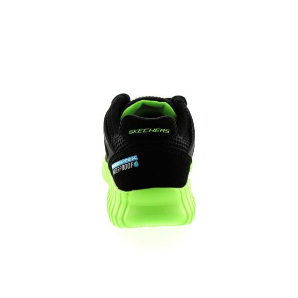 SKECHERS Kinder – ELITE FLEX HYDROPULSE 97893 L - black lime - Thumb 4