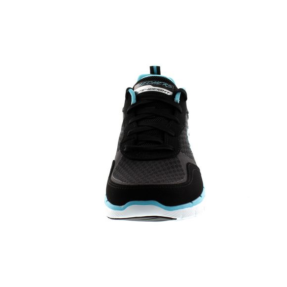 SKECHERS - Flex Appeal 3.0 GO FORWARD 13069 - black turquoise - Thumb 2