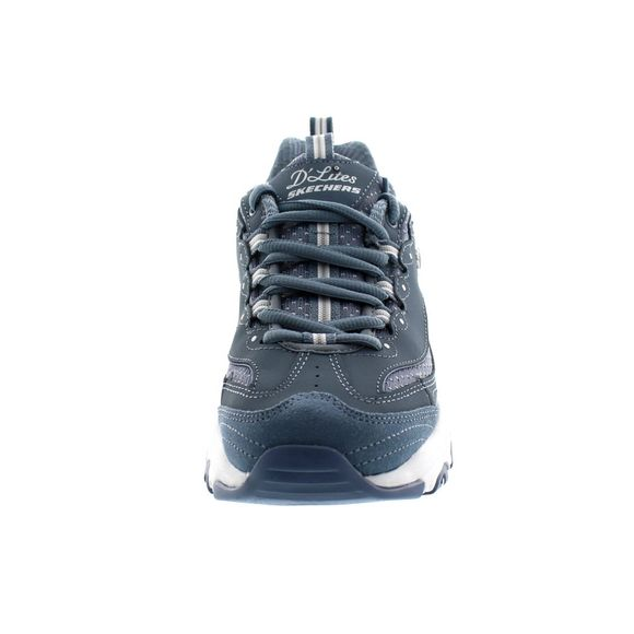 SKECHERS Damen - Sneaker D´Lites POLKA NITE 13142 - slate - Thumb 2
