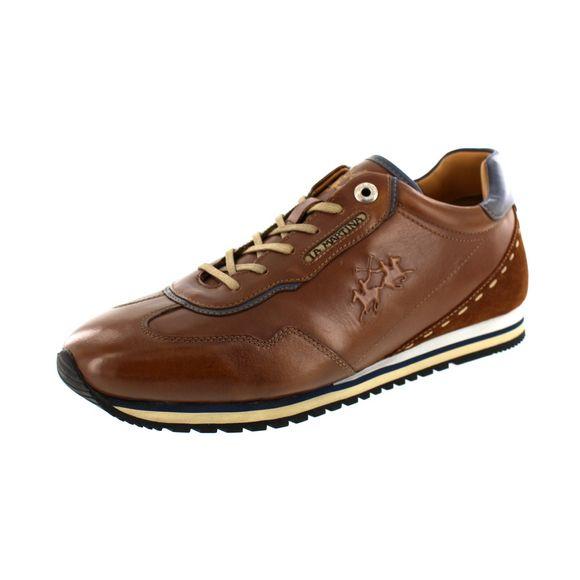LA MARTINA - Sneaker L7052181 - buttero cuoio