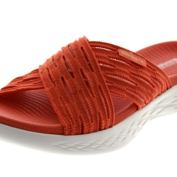 SKECHERS Damen - ON THE GO 600 SUNRISE - 16167 - orange - Thumb 6