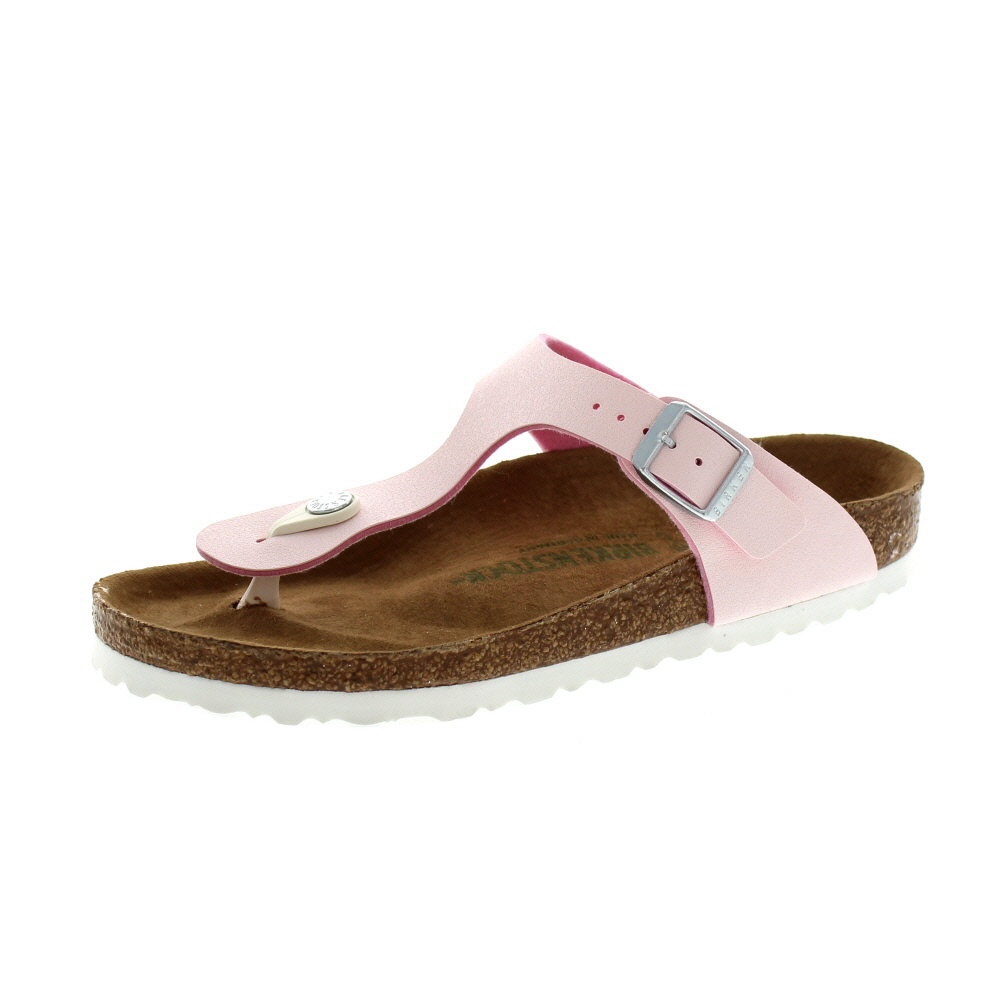 BIRKENSTOCK Damen - GIZEH BF VEG - 1016630 - brushed rose