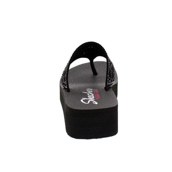 SKECHERS Damen - Sandale Vinyasa GLASS STAR 31611 - black - Thumb 4