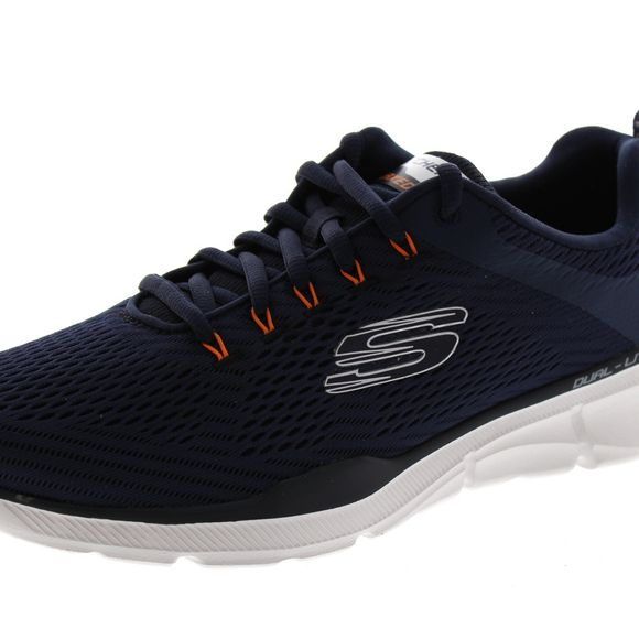 SKECHERS Herren EQUALIZER 3.0 52927 navy orange