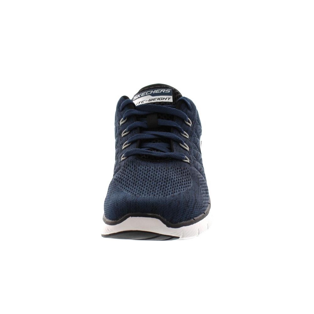 78e5792d SKECHERS Herren - Flex Advantage 3.0 STALLY - 52957 - blue black