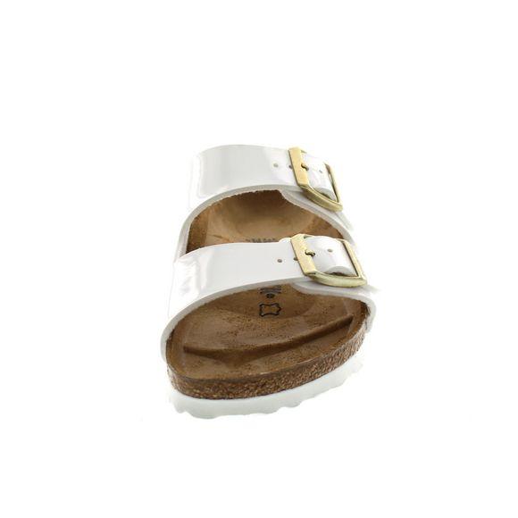 BIRKENSTOCK Damen - Sandale ARIZONA 1005294 - patent white  - Thumb 2