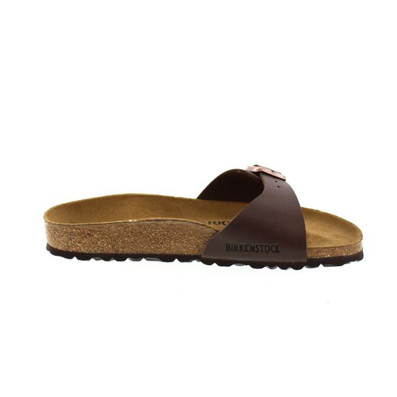 BIRKENSTOCK Damen - Sandale MADRID BF - 0040393 - dark brown - Thumb 3