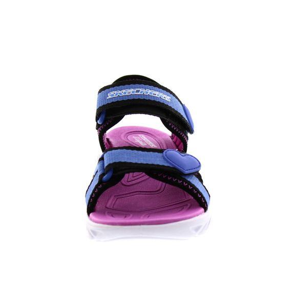 SKECHERS Kinder - Sandale HYPNO SPLASH - 20215L - black blue - Thumb 2