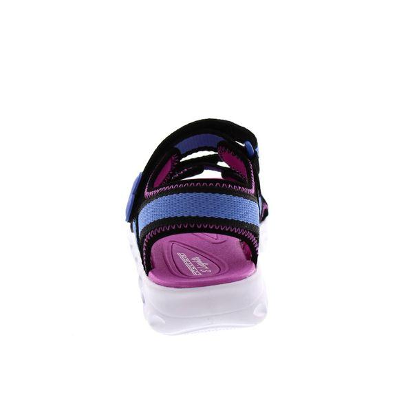 SKECHERS Kinder - Sandale HYPNO SPLASH - 20215L - black blue - Thumb 4