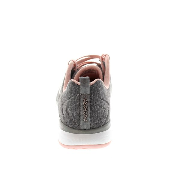 SKECHERS - Flex Appeal 3.0 INSIDERS 13067 - grey lt. pink - Thumb 4