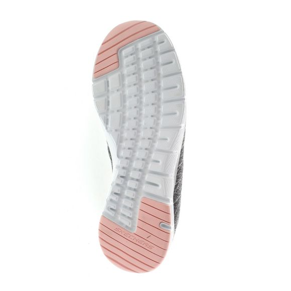 SKECHERS - Flex Appeal 3.0 INSIDERS 13067 - grey lt. pink - Thumb 5