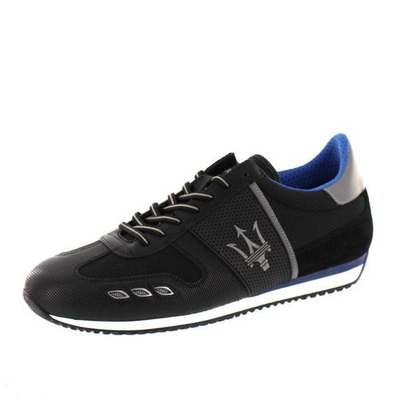 LA MARTINA Herrenschuhe - Sneaker LFM192110 - nero