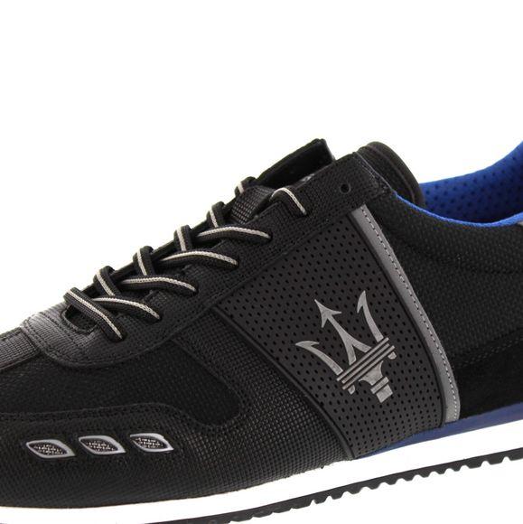 LA MARTINA Herrenschuhe - Sneaker LFM192110 - nero - Thumb 6