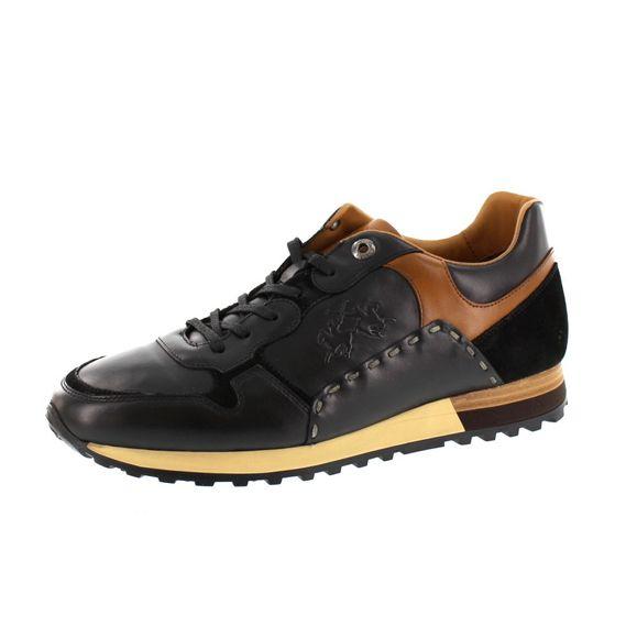 LA MARTINA Herrenschuhe - Sneaker LFM192030 - nero