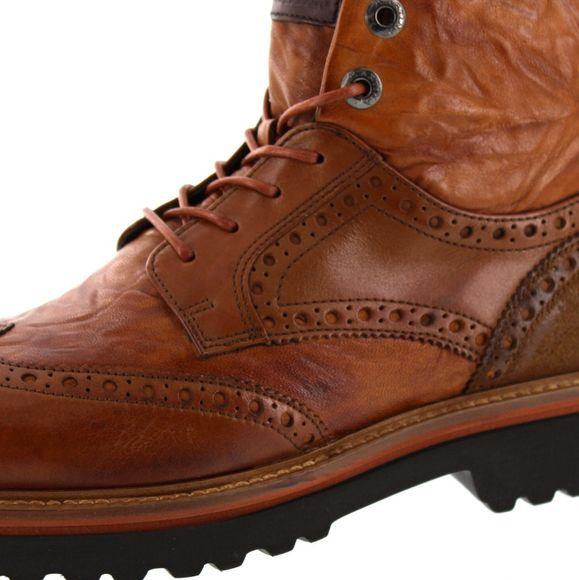 LA MARTINA Herrenschuhe - Boots LFM192102 - siena cuero - Thumb 6