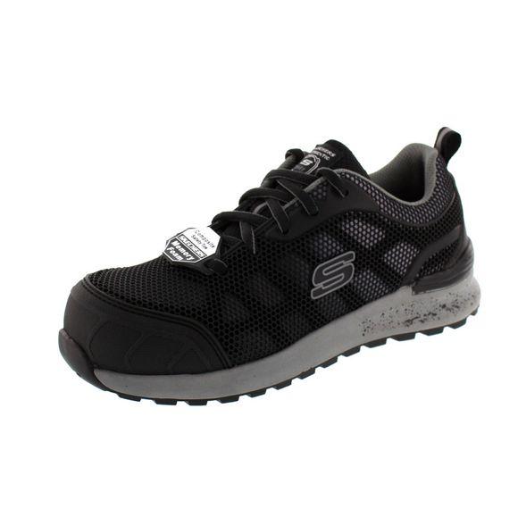 SKECHERS WORK Damen - BULKLIN LYNDALE 77273EC - black grey - Thumb 1