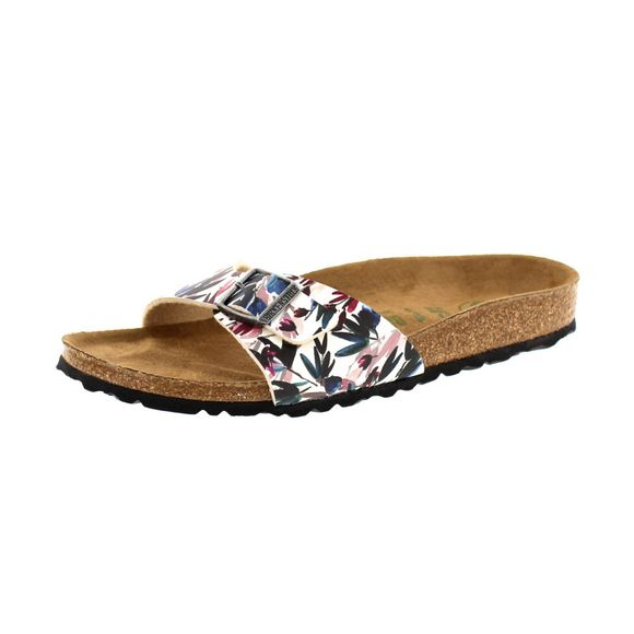 BIRKENSTOCK - MADRID BF VEG2 1016720 - floral fades offwhite - Thumb 1