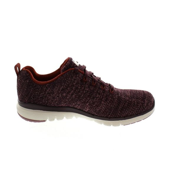 SKECHERS - Flex Appeal 3.0 HIGH TIDES 13077 - burgundy - Thumb 3