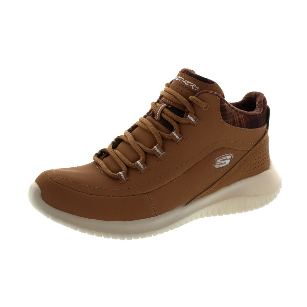 SKECHERS Sneaker - Ultra Flex JUST CHILL 12918 - chestnut