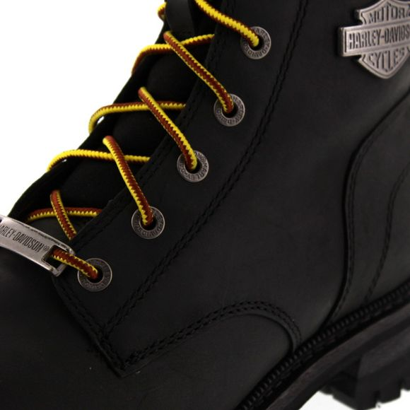 HARLEY-DAVIDSON Herrenschuhe - Boot HEDMAN - D93551 - black - Thumb 6