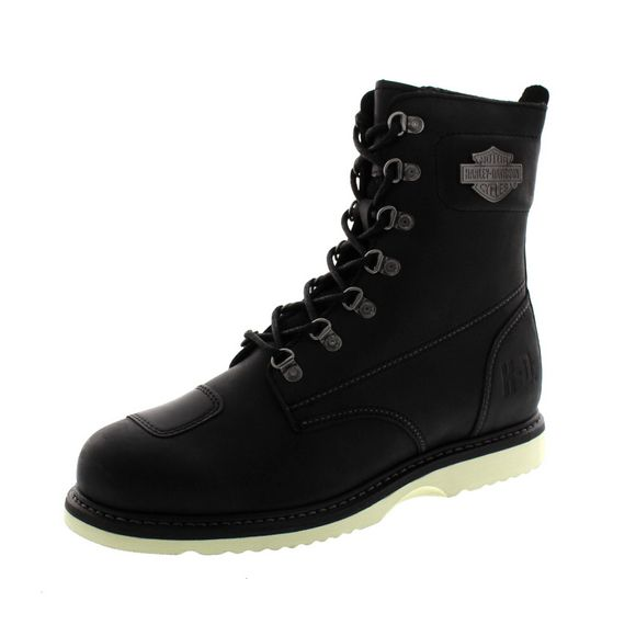 HARLEY-DAVIDSON Herrenschuh - Boot LOTTMAN - D97040 - black