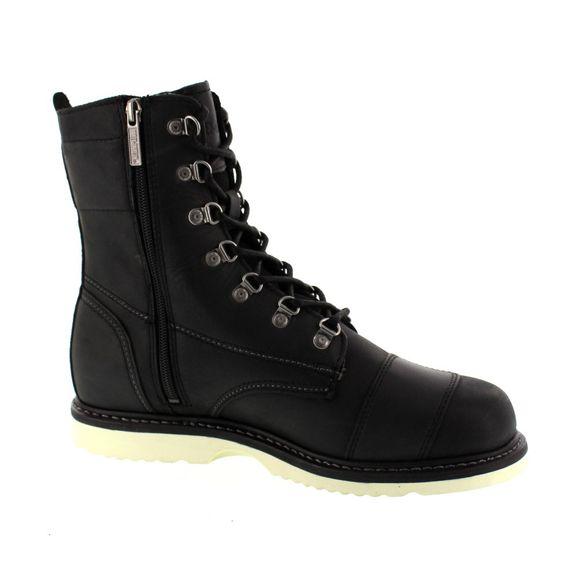 HARLEY-DAVIDSON Herrenschuh - Boot LOTTMAN - D97040 - black - Thumb 3