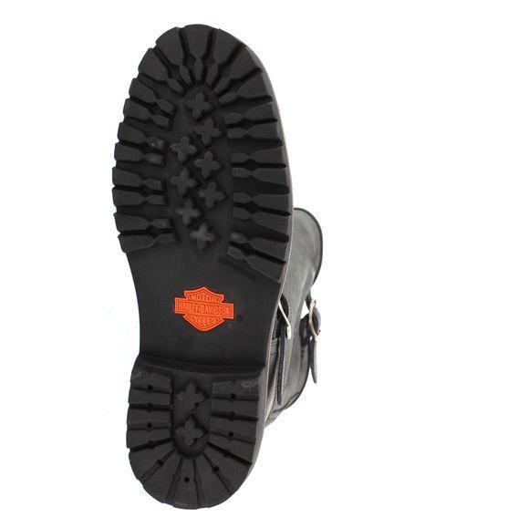 Harley Davidson Herrenschuhe - D21024 - Boot Fitch - black  - Thumb 5