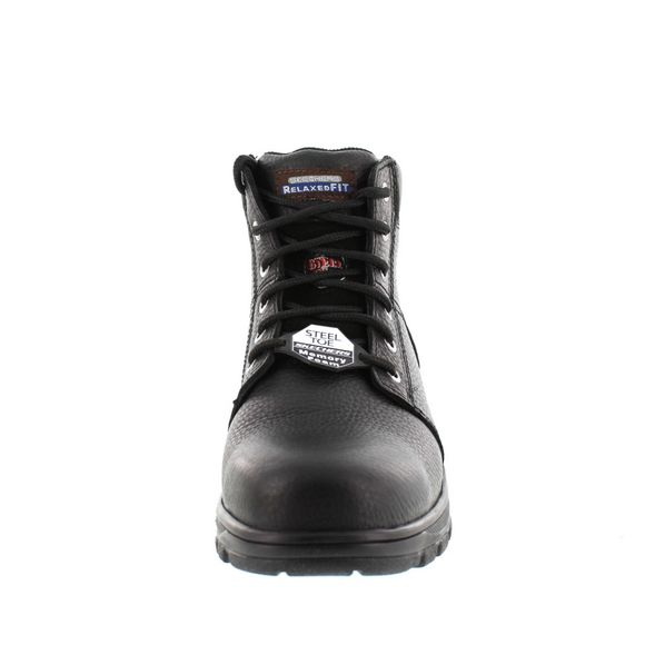 Skechers Work Herren - Stiefel Workshire ST 77009EC - black - Thumb 2