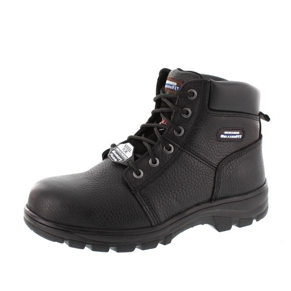 Skechers Work Herren - Stiefel Workshire ST 77009EC - black - Thumb 1
