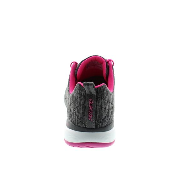 Skechers - Flex Appeal 3.0 Insiders 13067 - black hot pink - Thumb 4