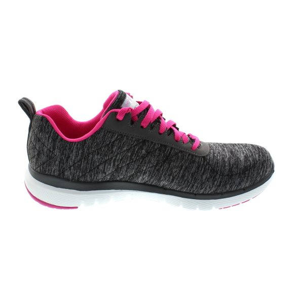 Skechers - Flex Appeal 3.0 Insiders 13067 - black hot pink - Thumb 3