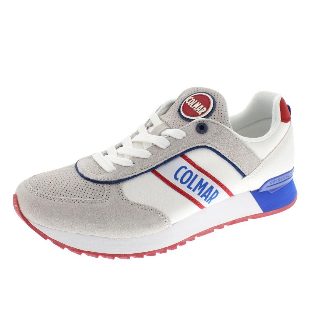 COLMAR Herrenschuhe - Sneaker Travis Runner 030 - white