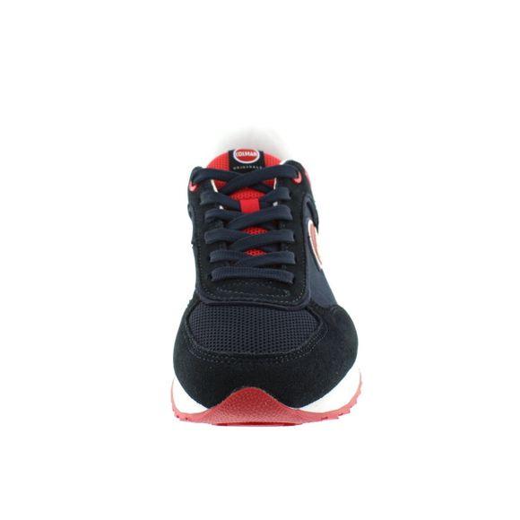 COLMAR Herrenschuhe - Sneaker Travis Colors 003 - navy red - Thumb 2