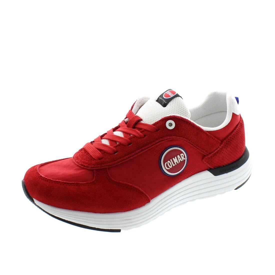 COLMAR Herrenschuhe - Sneaker Travis X-1 Bold 008 - red