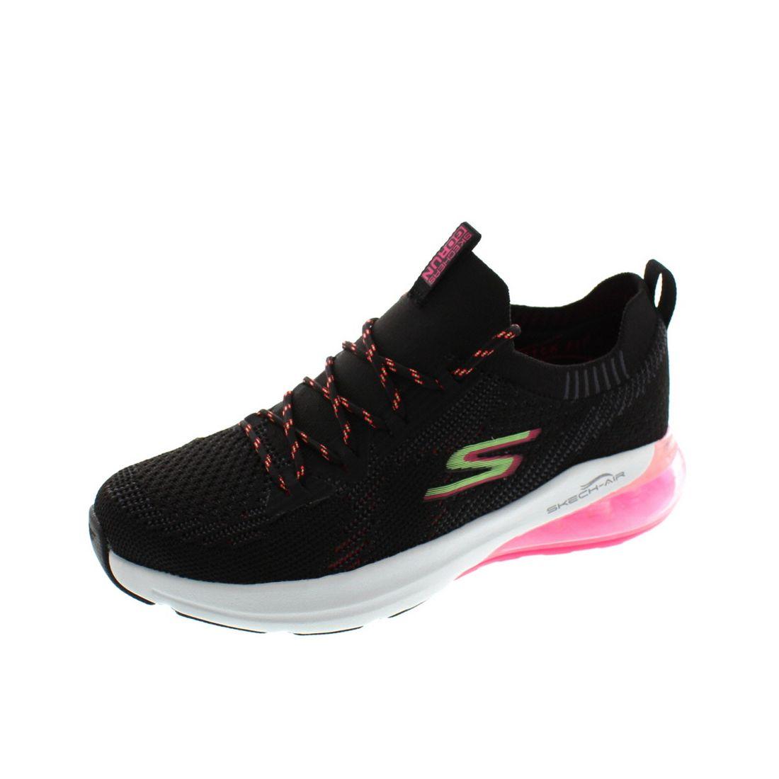 Skechers Damenschuhe - GO Run Air Stratus 16071 - black multi