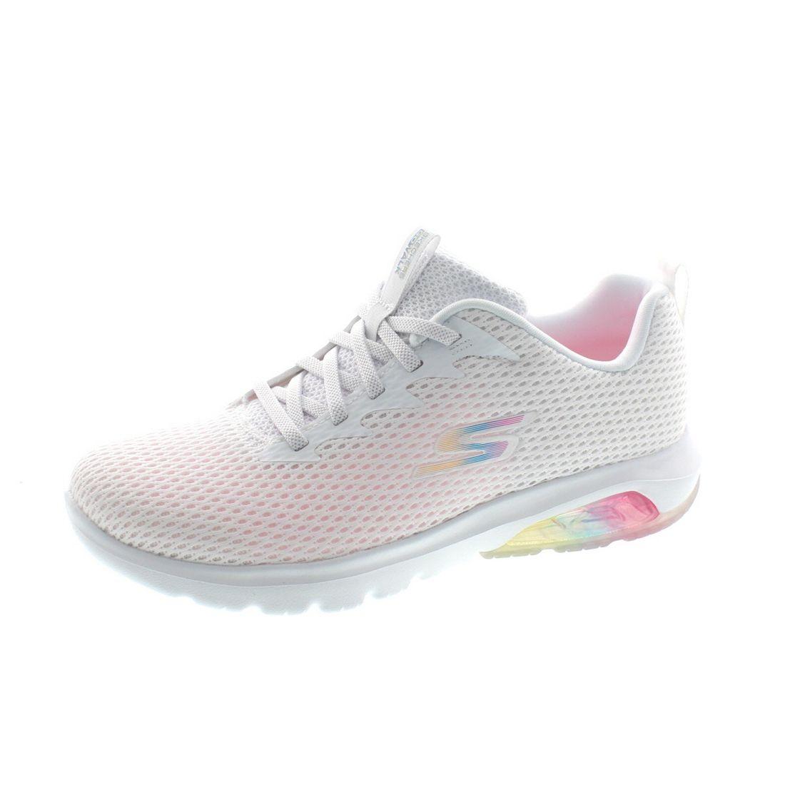 Skechers Damen - Sneaker Go Walk Air Whirl 124074 - white