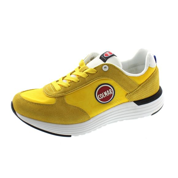 COLMAR Herrenschuhe - Sneaker Travis X-1 Bold 011 - yellow