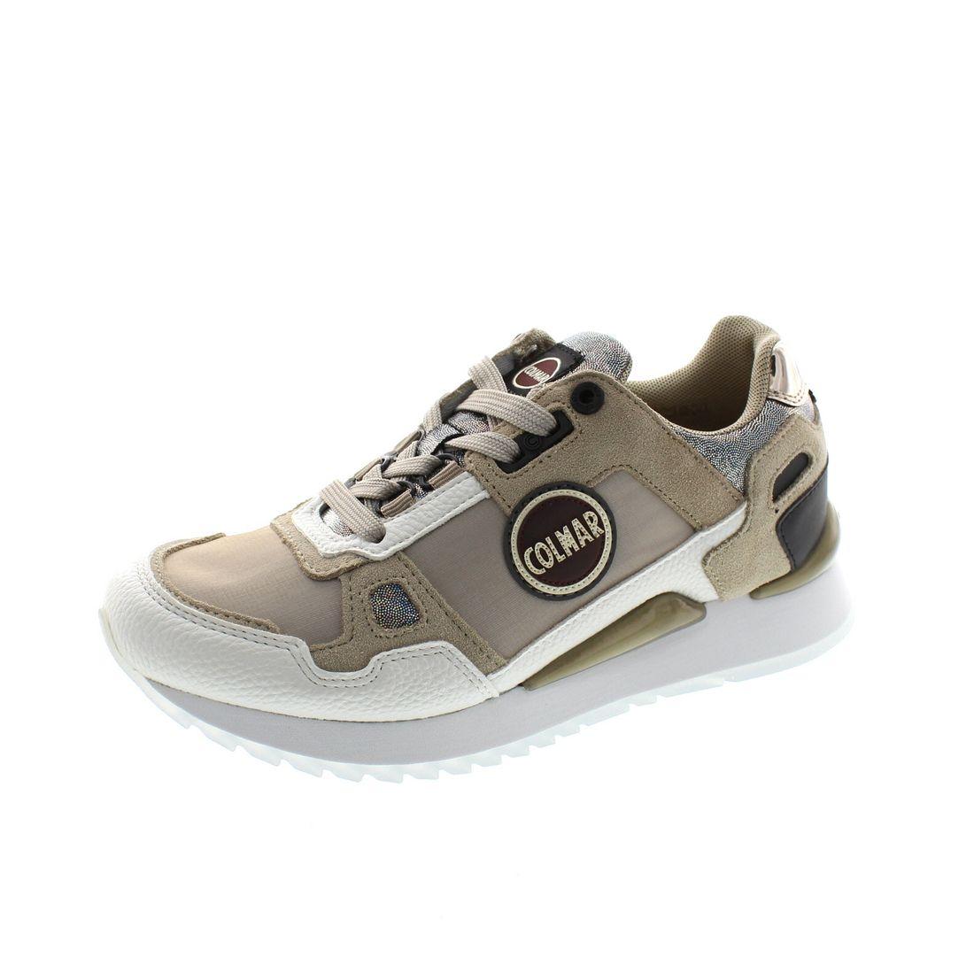 COLMAR Damenschuhe - Sneaker Tyler Galax 146 - gray silver