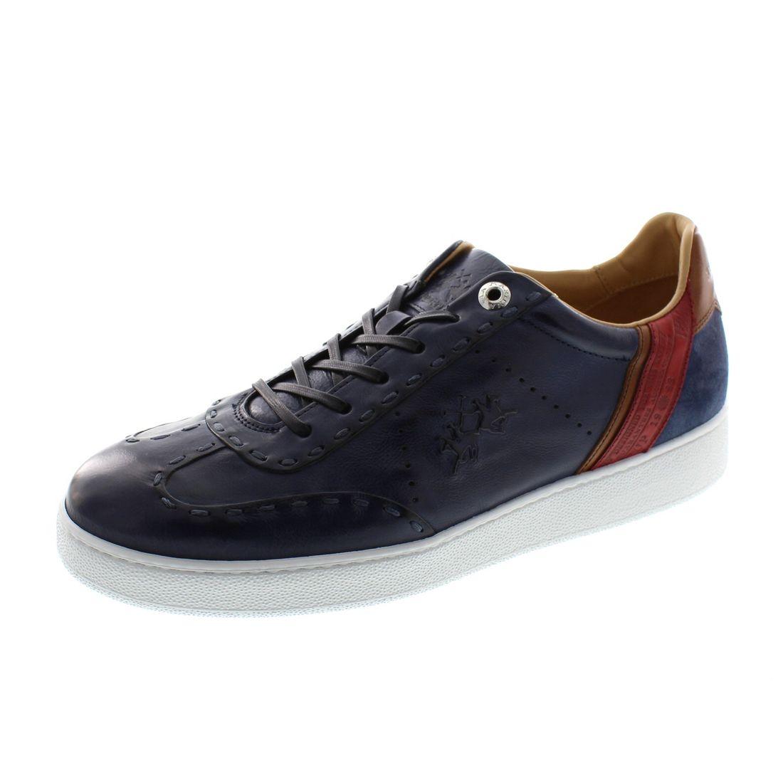 LA MARTINA Schuhe - Sneaker LFM201031 - jeans