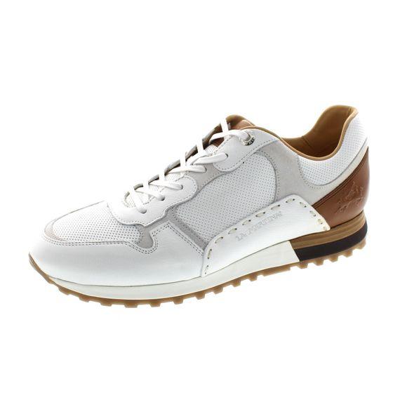 LA MARTINA Herrenschuhe - Sneaker LFM201021 - bianco