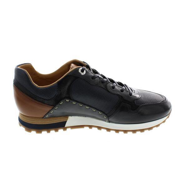 LA MARTINA Herrenschuhe - Sneaker LFM201021 - navy blu - Thumb 3