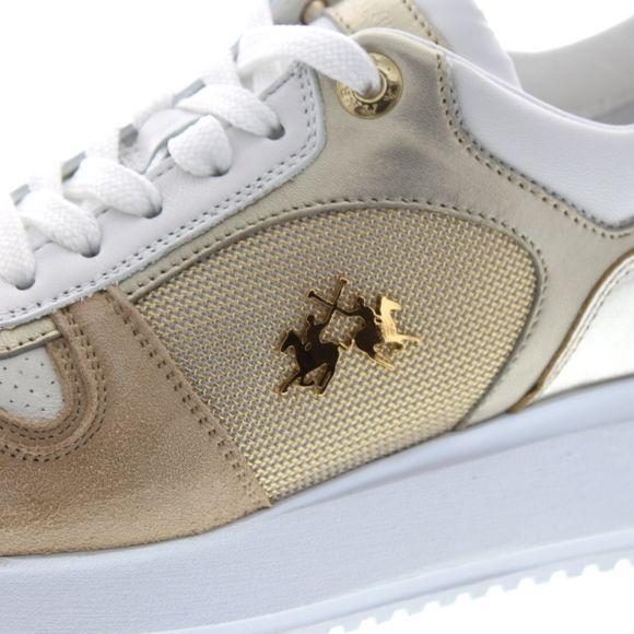 LA MARTINA Damenschuhe - Sneaker LFW201520 - beige platino - Thumb 6
