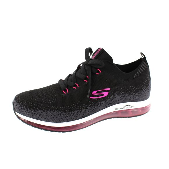 Skech Air Element - Brisk Motion 12646 - black hot pink - Thumb 1