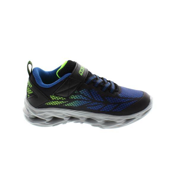 Skechers - S Lights Vortex Flash 400030L - black blue lime - Thumb 3