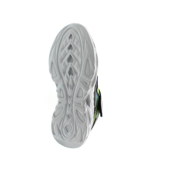 Skechers - S Lights Vortex Flash 400030L - black blue lime - Thumb 5