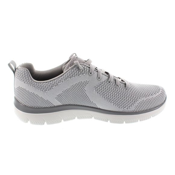 Skechers Herren - Sneaker Summits Brisbane - 232057 - light gray - Thumb 3