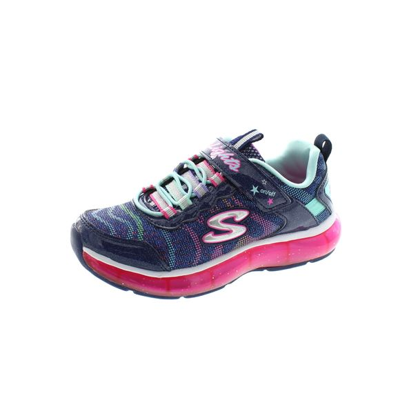 SKECHERS - S Lights Light Sparks 20283 L - navy multi - Thumb 1