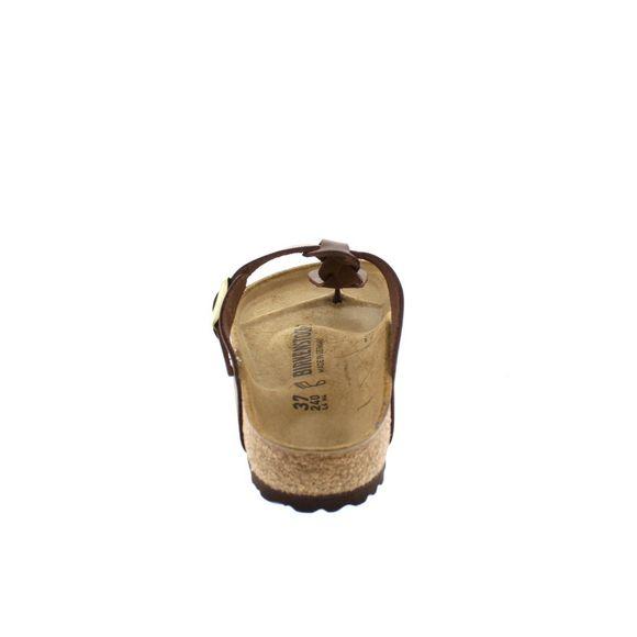 BIRKENSTOCK Damen - Gizeh Braided NU 1015925- habana - Thumb 4