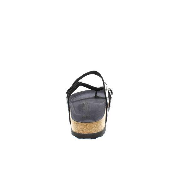 BIRKENSTOCK - Sandale Mayari MF 1016040 - gator gleam black - Thumb 4